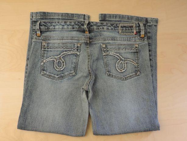 """Calças de ganga """"MNG JEANS"""" para jovem ou mulher de estatura baixa"""