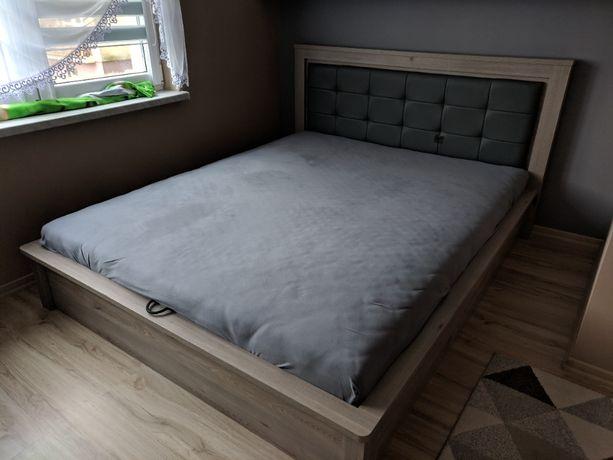 Łóżko Małżeńskie Duże z materace