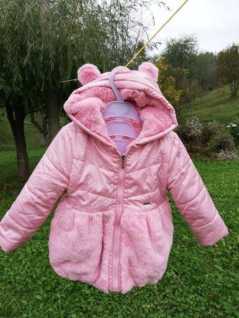 Куртка/шубка Mayoral. 1,5-2 роки.