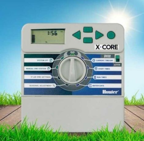 Controlador de irrigação elétrico interno Hunter XC 801