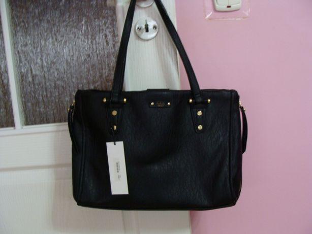 Skórzana damska torebka marki tutilo z USA