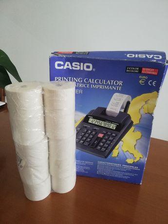 Calculadora secretária CASIO