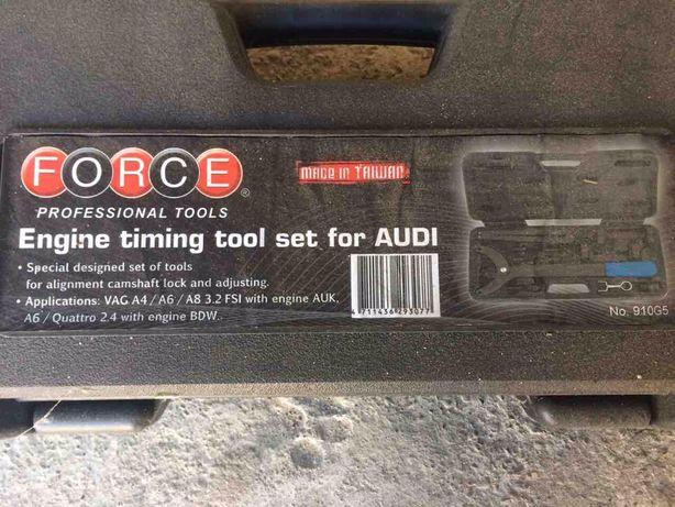 Ключі для настройки мотора.