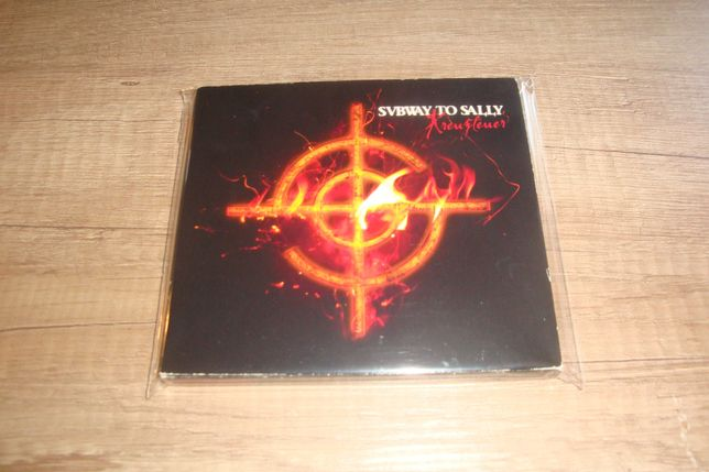 Subway To Sally - Kreuzfeuer (CD) metal