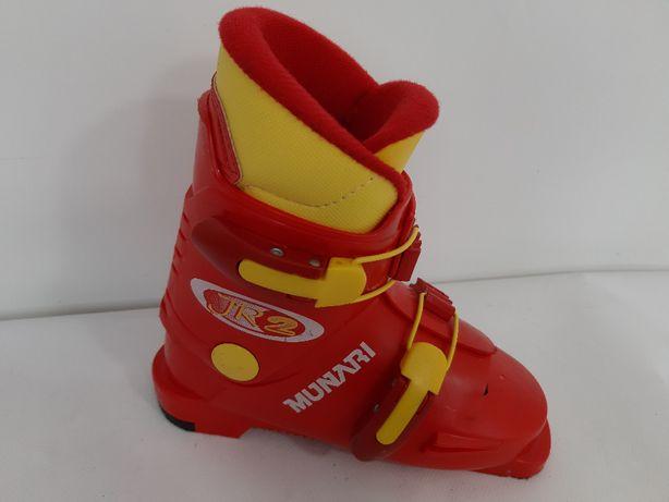 dziecięce buty narciarskie MUNARI jr2 / 32