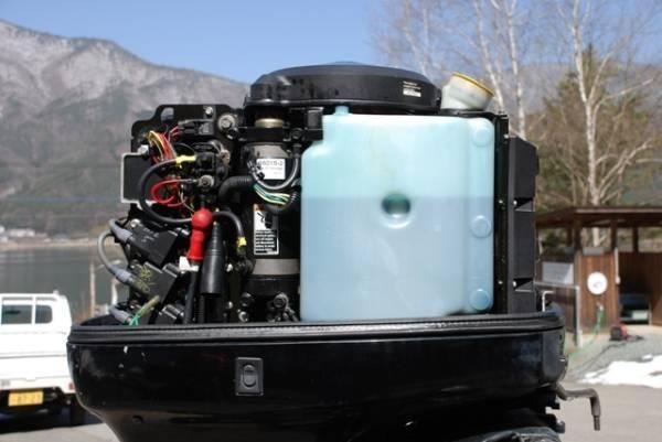 Лодочный мотор Mercury 90 2003 год. ELPTO.