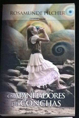Livro - Rosamunde Pilcher – Os Apanhadores de conchas