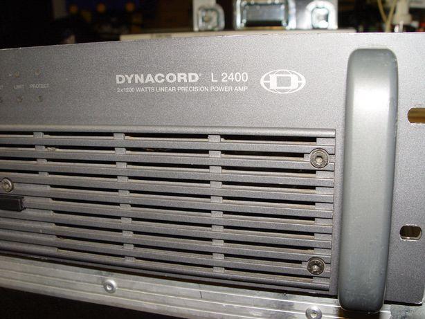 Dynacord L2400 końcówka mocy