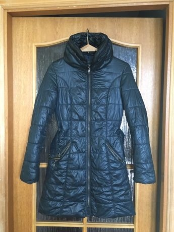 Куртка (пальто) на девочку, размер S