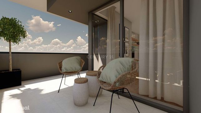 Apartamento T3 - 126,70m2  - Empreendimento Nova Portela