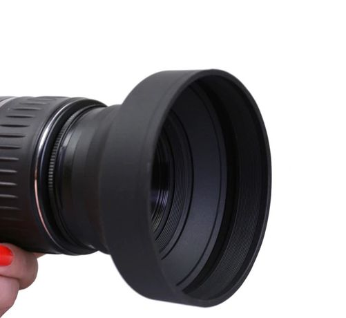 Para Sol para lentes 67mm