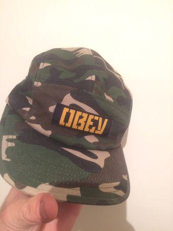 Obey czapka z daszkiem