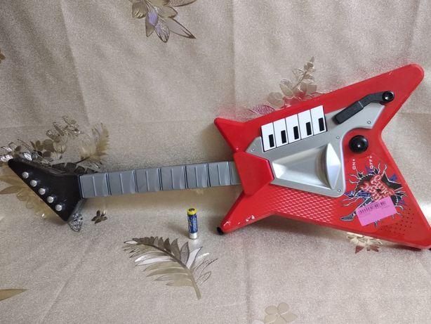 Гитара интерактивная