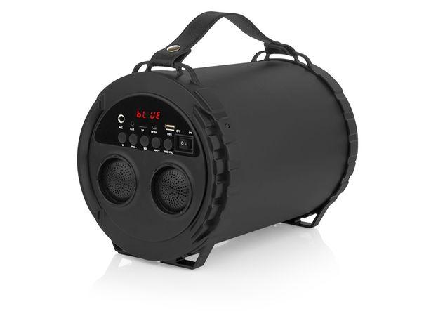 Głośnik bluetooth tuba z podświetleniem 120W BLOW BT920 AUX USB SD