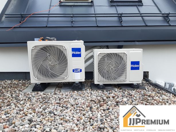 Klimatyzacja montaż klimatyzacji klimatyzatorów SERWIS, CZYSZCZENIE