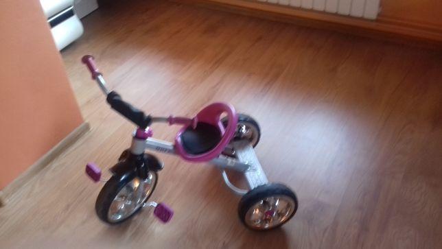 rower trzykołowy na pedała