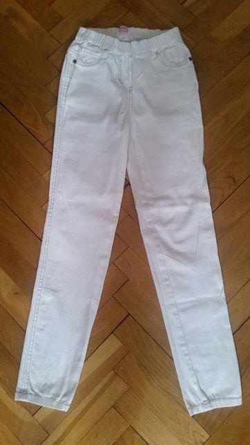 Białe jeansy next rozmiar xs 34