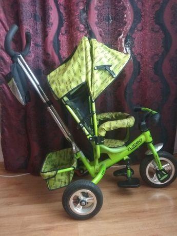 Трехколесный велосипед TURBO TRIKE