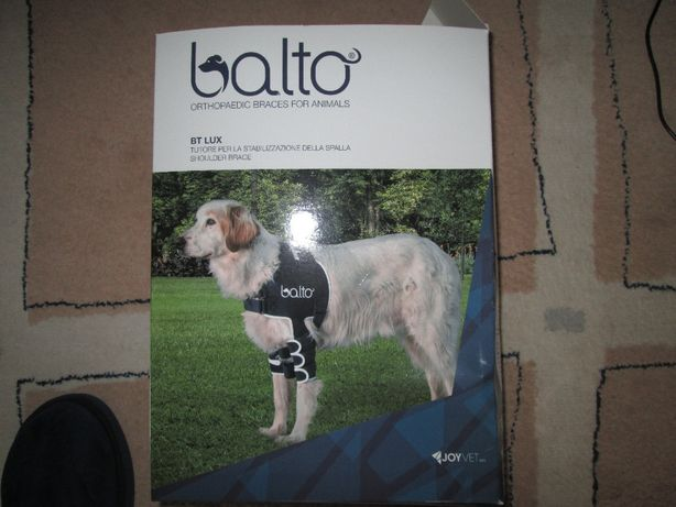 orthopaedic brace for animals