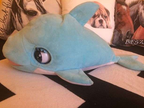 Delfin blu blu interaktywny, okazja