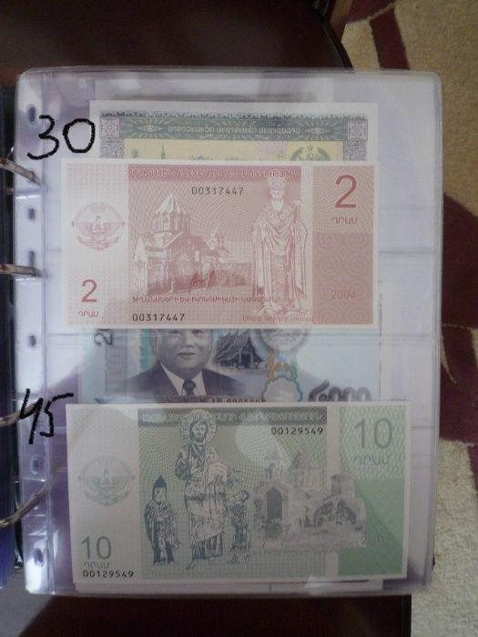 Гроші банкноти бони країн Азії розпродаж Ивано-Франковск - изображение 1