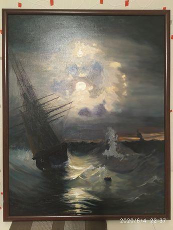 Продам картину Айвазовского