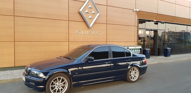 BMW 320I, E46, АКПП
