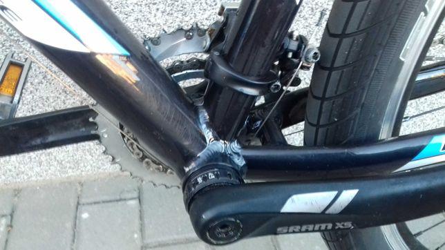 Rower Górski MTB sram x5 rama aluminiowa