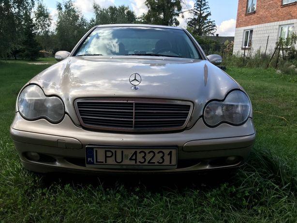 Mercedes c200 kompressor w203