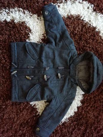 Kurtka chrokee dla chłopca + czapka i szalik