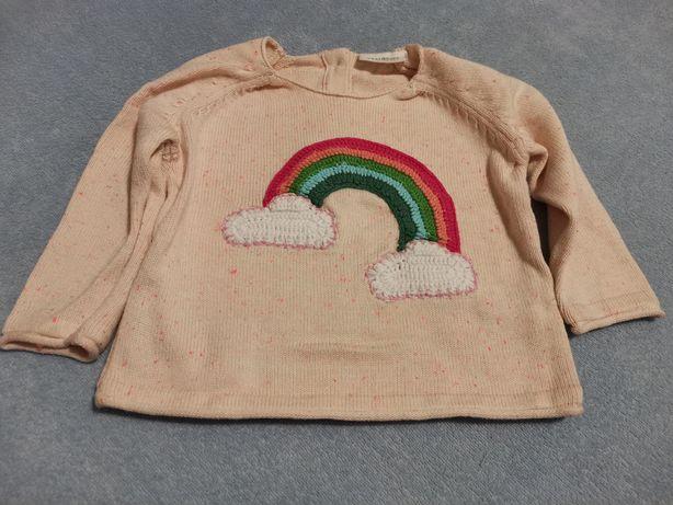 Sweterek Zara (3-6m)