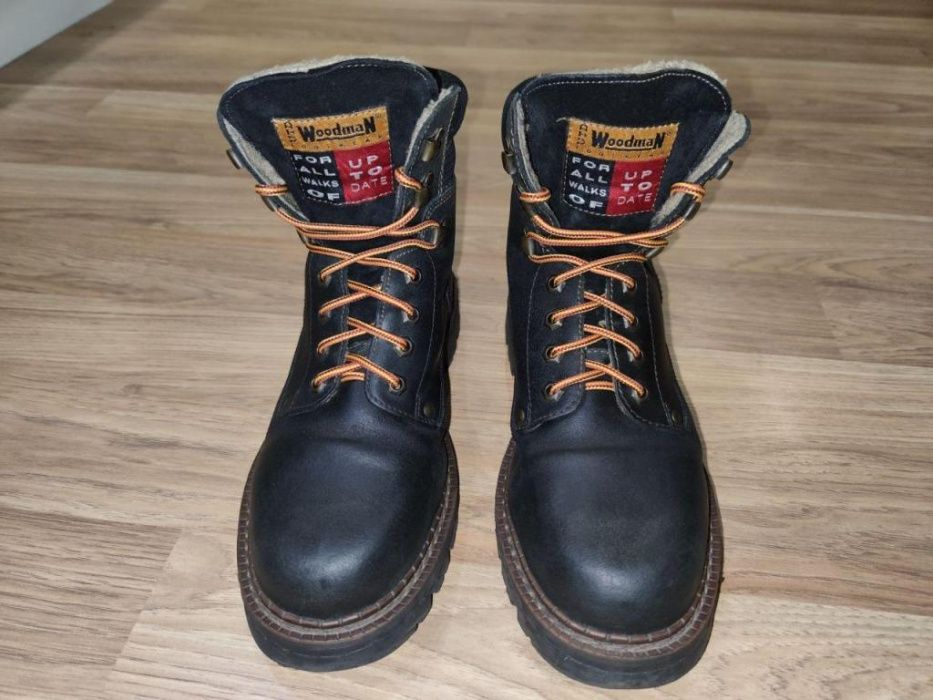 Ботинки Woodman, Италия Изюм - изображение 1
