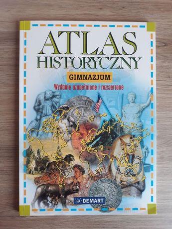 Atlas historyczny - gimnazjum.