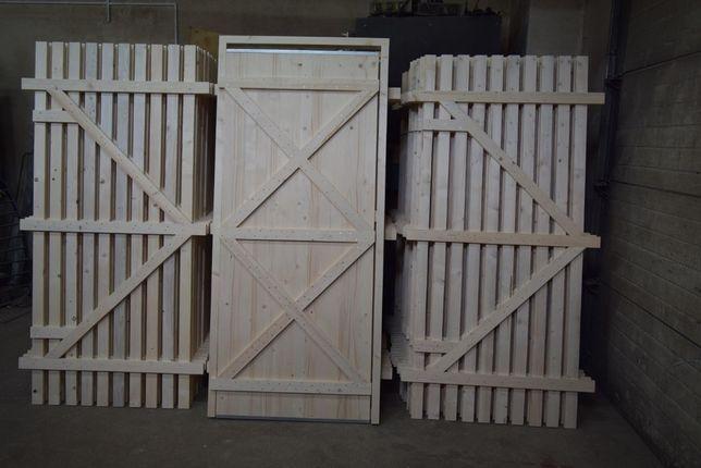 Drewniane drzwi do szopki ,drzwi piwniczne, drzwi do altanki