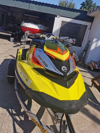 Sea doo Rxp 260 RS mota de água