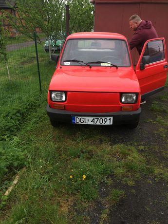 Fiat 126p rok 1991