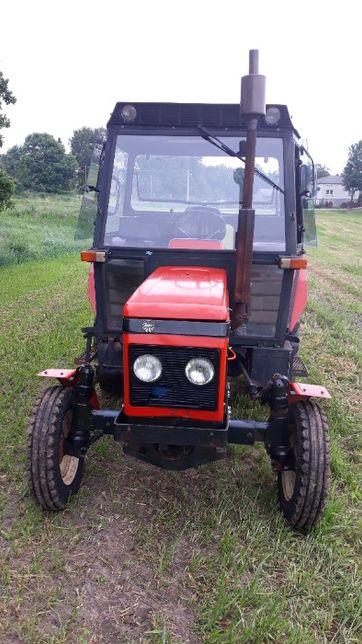 Zetor 5211 pierwszy właściciel, rolnik