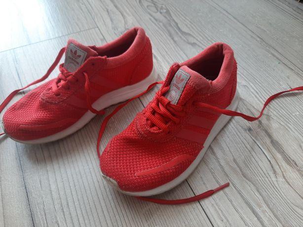 Adidasy 31 czerwone adidas trampki