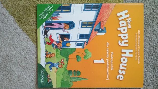 New happy house 1, podręcznik wyd. Oxford
