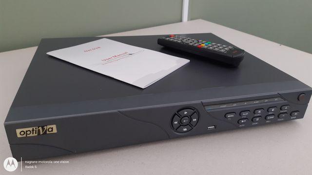 Rejestrator cyfrowy do monitoringu 8 kanałowy