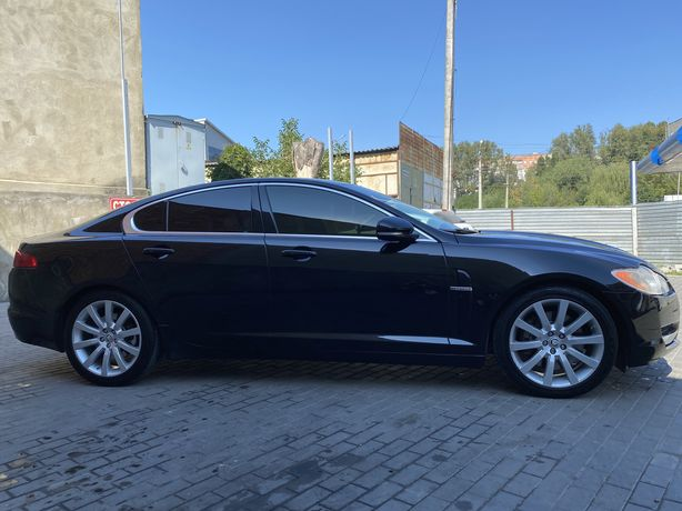 Jaguar XF 3.0 BiTurbo