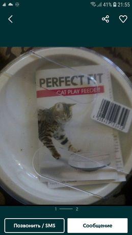 Посуда на магните для котов Perfect fit
