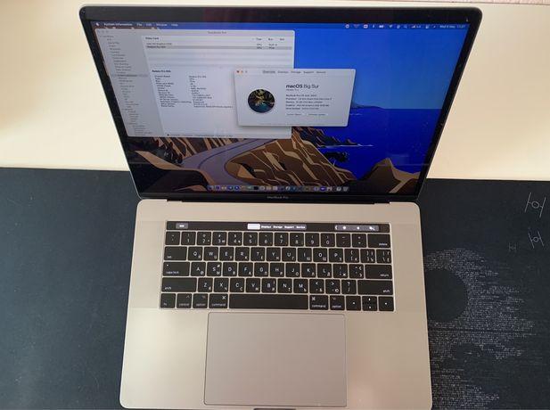 Macbook pro 15 256gb 2017