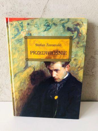 PRZEDWIOŚNIE Stefan Żeromski Twarda okładka. Łódź