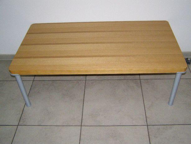 Ława z Ikea z dębową okleiną