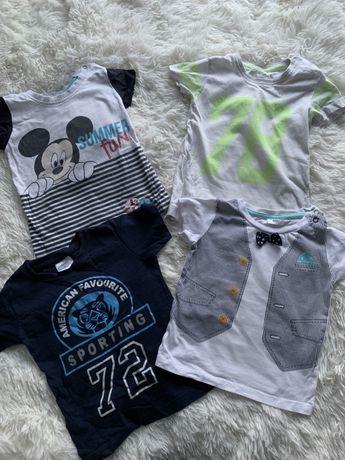 Zestaw koszulek 92