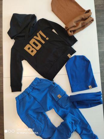 Bluza dresowa od rozmiaru 92 i 104