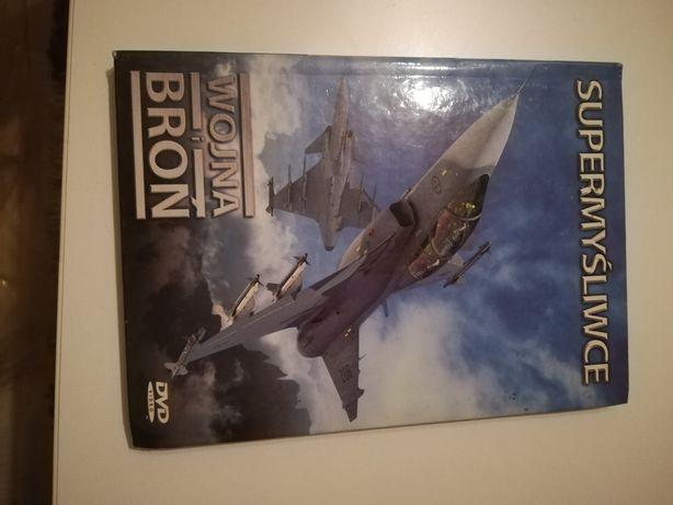 Wojna i Broń supermyśliwce dvd