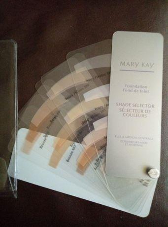 Определитель тона тонального крема Mary Kay