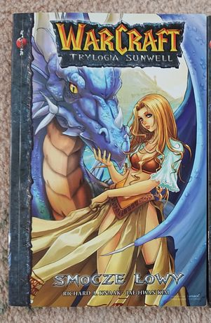 Komiks WarCraft Trylogia Sunwell tom 1
